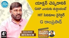 Director G Ramprasad Exclusive Interview || Tollywood Diaries With Muralidhar #4 | iDream Movies
