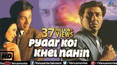 Pyaar Koi Khel Nahin (HD) Hindi Full Movie | Sunny Deol Movies | Latest Bollywood Movies