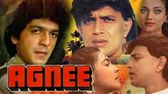 Agnee - Mithun Chakraborty - Amrita Singh - Hindi Full Movie