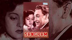 Sangram 1950 Hindi Movie Full   Eng Subtitles   Ashok Kumar Nalini Jaywant I Hindi Old Movie