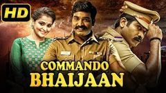 Commando Bhaijaan (2020) Tamil Action Hindi Dubbed Movie | Vijay Sethupathi, Remya Nambeesan