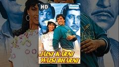 Jaisi Karni Waisi Bharni {1989} - Hindi Full Movie - Govinda - Kimi Katkar - Asrani - 80& 039;s Hit Movie