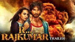 R Rajkumar - Official Theatrical Trailer   Shahid Kapoor Sonakshi Sinha Sonu Sood
