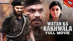 Watan Ka Rakhwala New Hindi Dubbed Full Movie Manoj Manchu AnishaAmbrose AjayAndrews Nuthakki