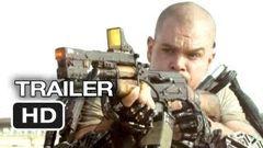 Elysium Official Trailer 1 (2013) - Matt Damon Jodie Foster Sci-Fi Movie HD