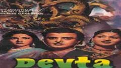 Devta 1956 Hindi Full Movie | Vyjayanthimala | Gemini Ganesan | Anjali Devi | Hindi Classic Movies