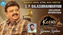 S P Balasubrahmanyam Exclusive Interview Koffee With Yamuna Kishore 2