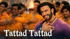 Tattad Tattad (Ramji Ki Chaal) Song ft Ranveer Singh | Goliyon Ki Raasleela Ram-leela