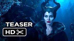 Maleficent Official Teaser Trailer 1 (2014) - Angelina Jolie Movie HD
