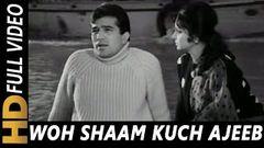 Khamoshi 1969 Hindi Full Movie   Rajesh Khanna Waheeda Rehman I Gulzar Songs