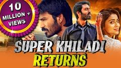 Super Khiladi Returns (Thiruvilaiyaadal Aarambam) Tamil Hindi Dubbed Full Movie | Dhanush Shriya