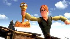 THOR Animated Movie Trailer (2013)