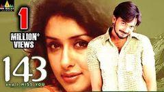 143 (I Miss You) | Telugu Latest Full Movies | Sairam Shankar Sameeksha