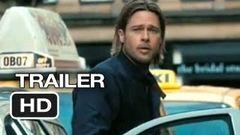 World War Z Official Trailer 1 (2013) - Brad Pitt Movie HD