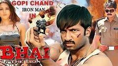 Bhai The Lion│Full Movie│Gopichand Anushka Shetty