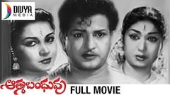 Akkineni Nageshwara Rao And Savitri Super Hit Telugu Full Movie ChaduvuKunna Ammayilu | Cinemahall