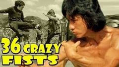 36 Crazy Fists - Full Length Kung Fu Action Hindi Movie