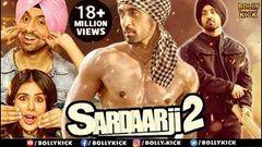 Sardaar Ji 2 (2016) | Full Movie | Diljit Dosanjh Sonam Bajwa Monica Gill