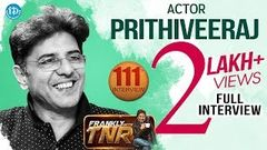 Actor Babloo Prithiveeraj Exclusive Interview Frankly With TNR 111 Talking Movies With iDream