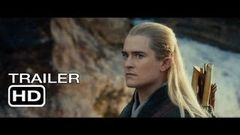 The Hobbit: The Desolation of Smaug - HD Main Trailer - Official Warner Bros UK