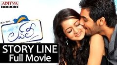 Lovely Story Line Full Movie - Aadi & Shanvi