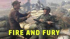 Wu Tang Collection - Fire & Fury (English version of Korean War Movie)