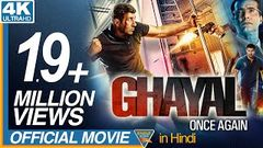 Ghayal Once Again ( Ghayal Returns ) Latest Hindi Full Movie | Sunny Deol | Eagle Hindi Movies