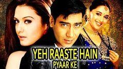 Yeh Raaste Hain Pyaar Ke 2001 | Full Movie | Ajay Devgan Madhuri Dixit Preity Zinta