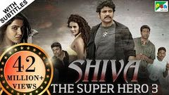 Shiva The Super Hero 3 | New Horror Hindi Dubbed Movie | Nagarjuna Akkineni Samantha Seerat Kapoor