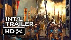 47 Ronin Official Int & 039;l Trailer - Legend (2013) Keanu Reeves Movie HD