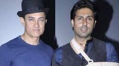 Aamir Abhishek at & 039;Dhoom 3& 039; Trailer Launch   Hindi Movie   Katrina Uday Chopra Vijay Krishna