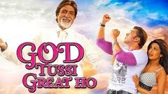 God Tussi Great Ho (2008) Hindi Full Movie | Salman Khan Priyanka Chopra