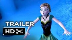Frozen Official Trailer 1 (2013) - Disney Animated Movie HD
