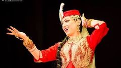 "Bollywood dance ""Old is gold"" by Veronica Aishanti Naples Italy"
