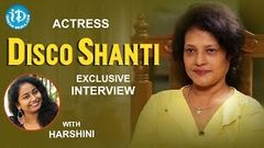 Actress Disco Shanti Exclusive Interview Talking Movies With iDream 340