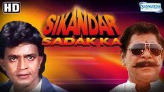 Sikander Sadak Ka - Full Length Bollywood Action Hindi Movie