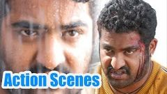 The Fighter Man Ghayal- Jr NTR Sameera Reddy - Hindi Movie Part 7
