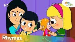 Hindi Rhymes For Children Collection | Popular Nursery Rhymes In Hindi | Shemaroo Kids Hindi