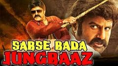 The Return of Lion (Srimannarayana) Dubbed Hindi Movie 2015   Balakrishna