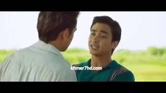 រឿងថៃ៖ ដប់មឺុន Love you 100K សើចចុកពោះ😂 Thai movie speak khmer thai movie