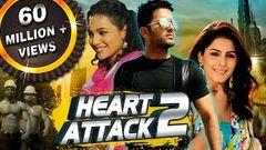 Heart Attack 2 (Gunde Jaari Gallanthayyinde) Hindi Dubbed Full Movie   Nithin Nithya Menen