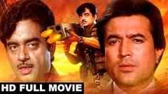 Papi Pet Ka Sawal Hai   Full Hindi Action Movie HD -Rajesh Khanna Shatrughan Sinha   1984   HD