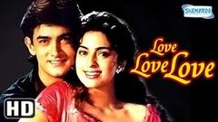 Love Love Love {HD} - Aamir Khan - Juhi Chawla - Gulshan Grover - Hindi Full Movie