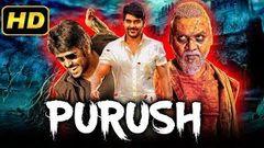 Purush (2019) Telugu Hindi Dubbed Full Movie | Raghava Lawrence Vedhika Rajkiran