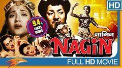Nagin (1954) Hindi Full Length Movie Vyjayanthimala Pradeep Kumar Bollywood Old Movies