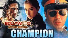 Champion {HD} - Sunny Deol - Manisha Koirala - Superhit Hindi Movie