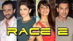 Bollywood Movie Trailers - Race 2 Official Film Trailer Released (NEWS)