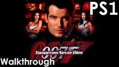 007 Tomorrow Never Dies Walkthrough [No Deaths]
