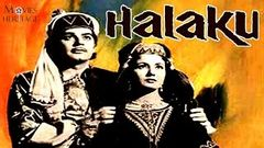 Halaku (1956) Hindi Full Movie | Pran Movies | Meena Kumari Movies