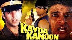 Kayda Kanoon 1993 | Full Movie | Akshay Kumar Sudesh Berry Ashwini Bhave